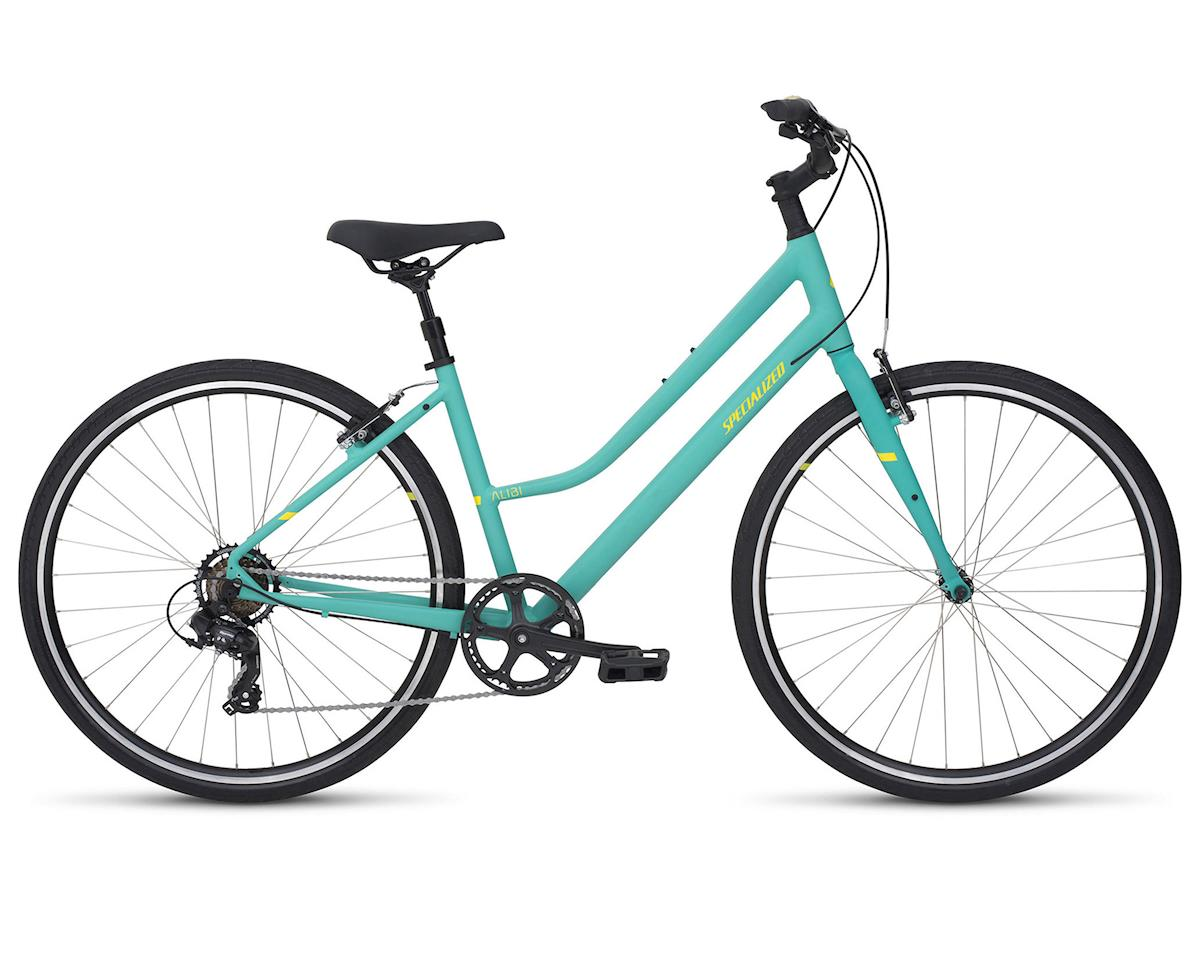 Specialized 2018 Alibi C Step-Through (Satin Acid Mint/Powder Coral)