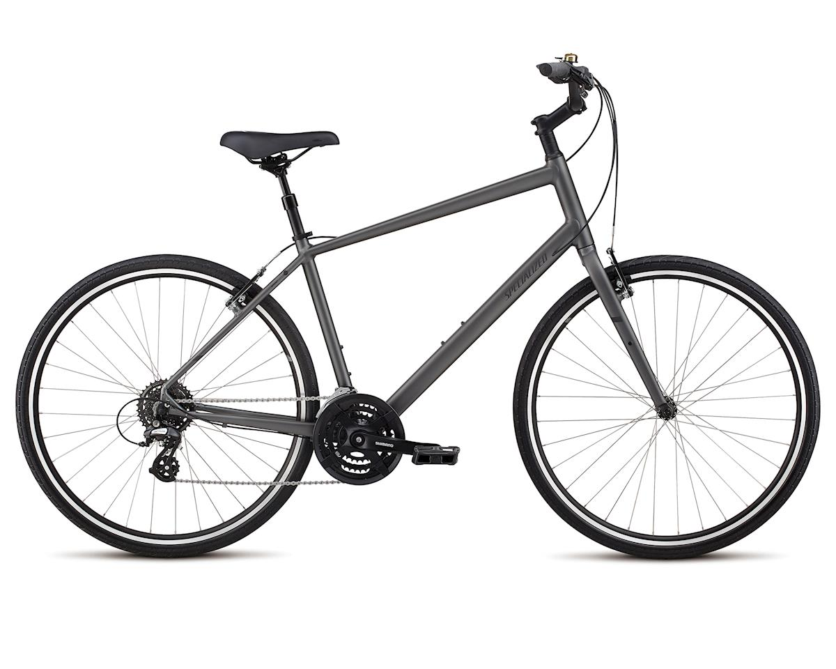 Specialized 2018 Alibi Sport C (Black/Charcoal Reflective)