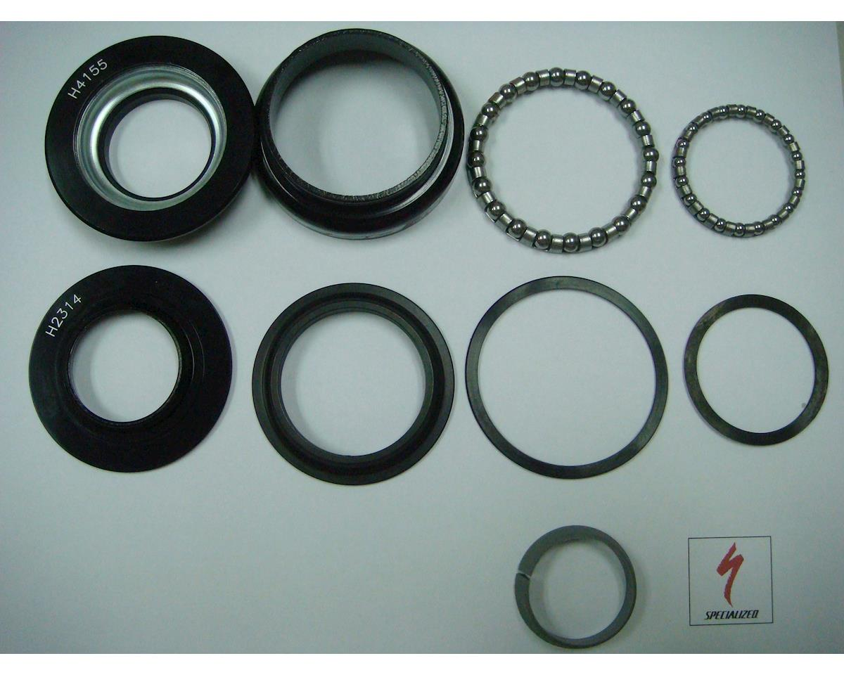 Specialized 2012 Status I Orbit Tapered Headset 1-1/8 In To 1.5 In Black   relatedproducts