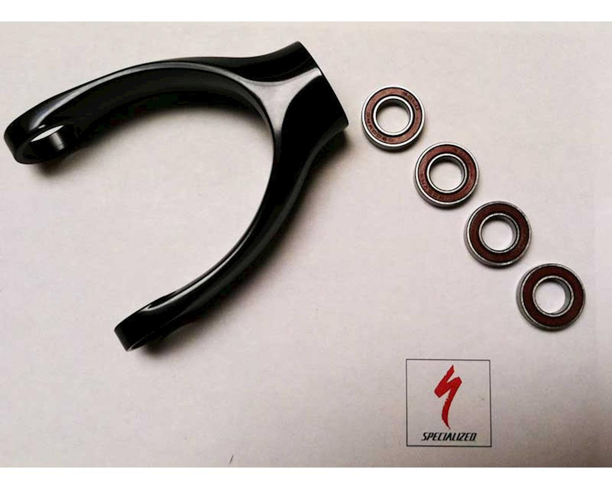 Specialized 2013 Camber Alloy Shock Extension With Bearings Black