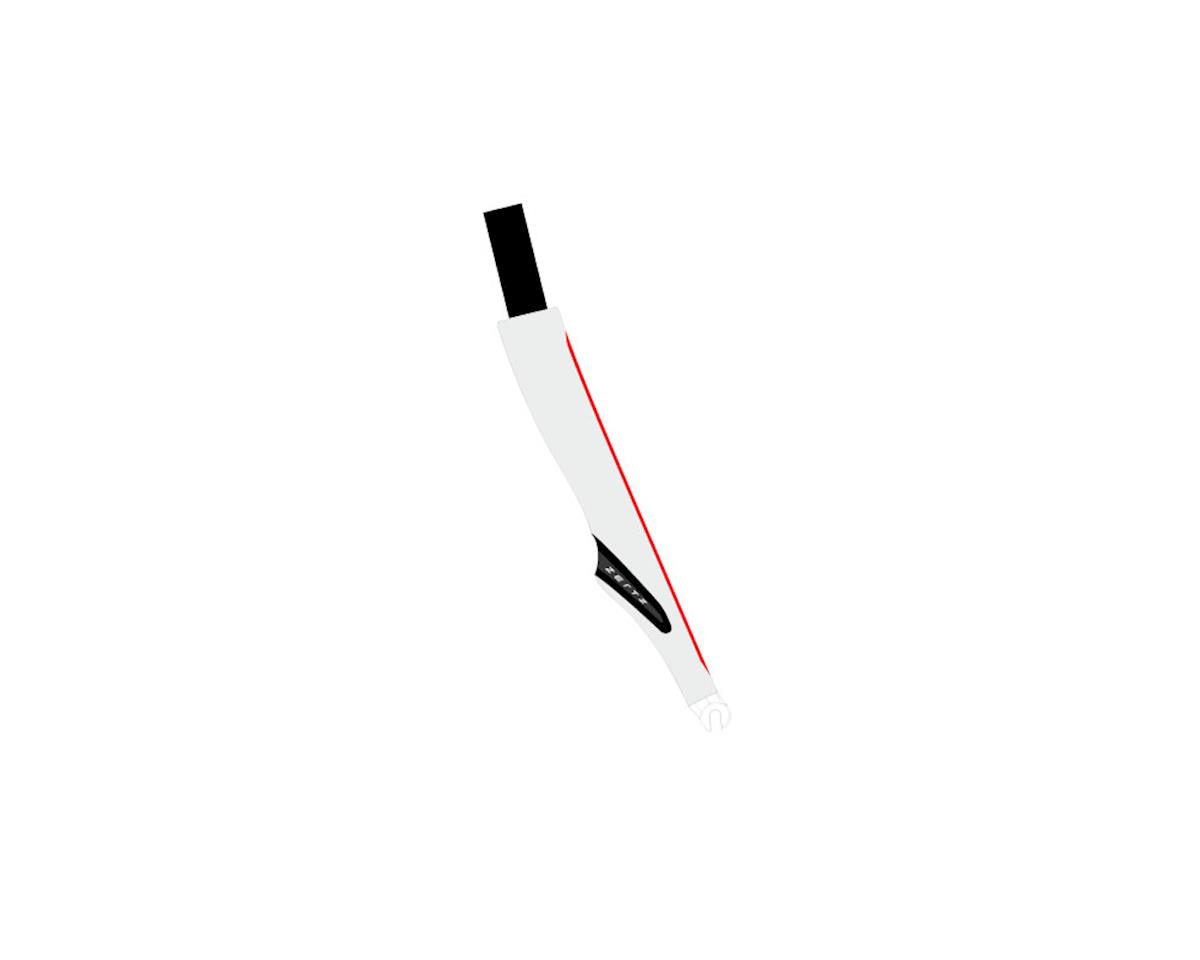Specialized 2014 Roubaix Pro Fork (54/56) Gloss Pearl White / Red / Charcoal