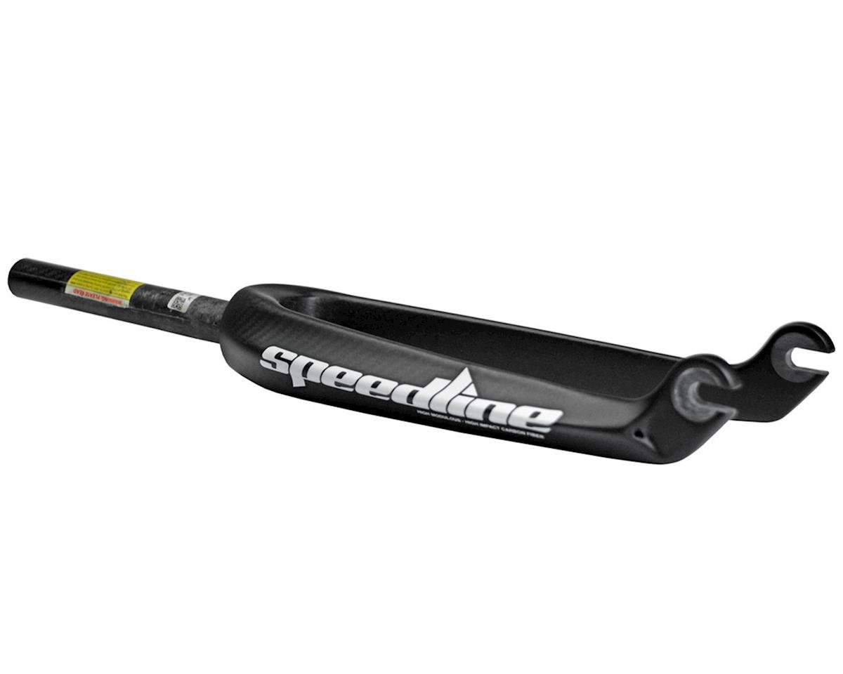 SPEEDLINE Pro Carbon Race Fork Matte Carbon