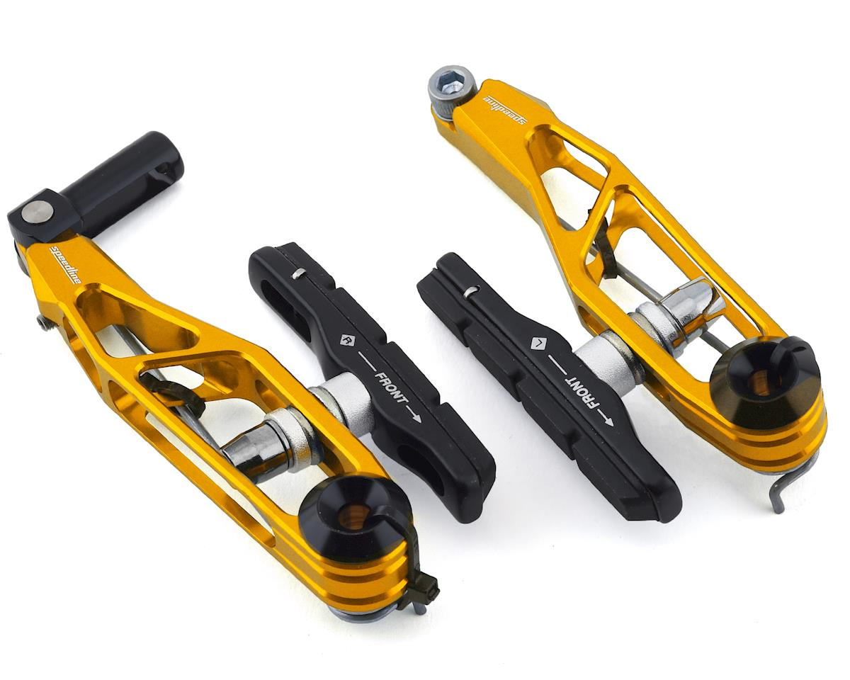SPEEDLINE Elite Pro V-Brakes (Gold)