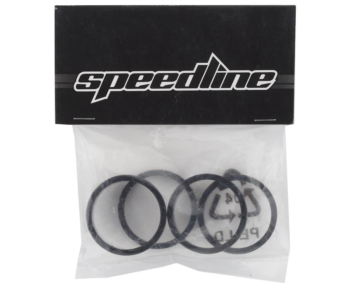 """SPEEDLINE 1-1/8"""" Alloy Headset Spacer (3)"""