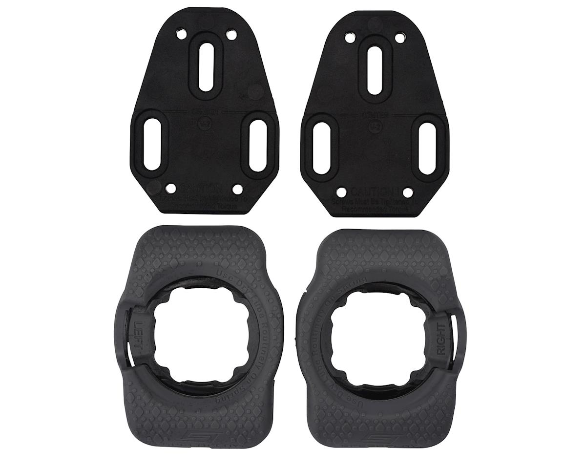 Image 4 for Speedplay Ultra Light Action Titanium Road Pedals w/ Walkable Cleats (Black)
