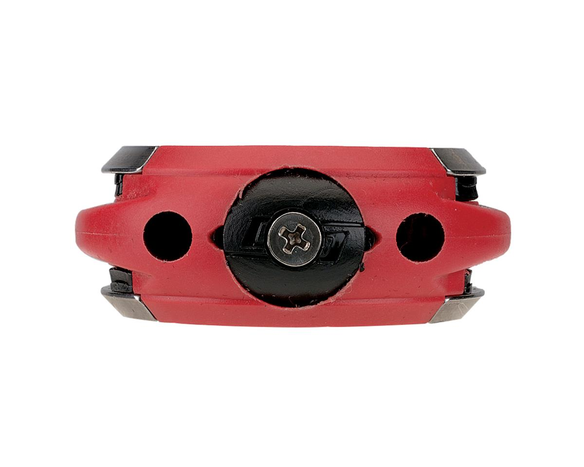 Speedplay Light Action Stainless Steel Road Pedals (Red)