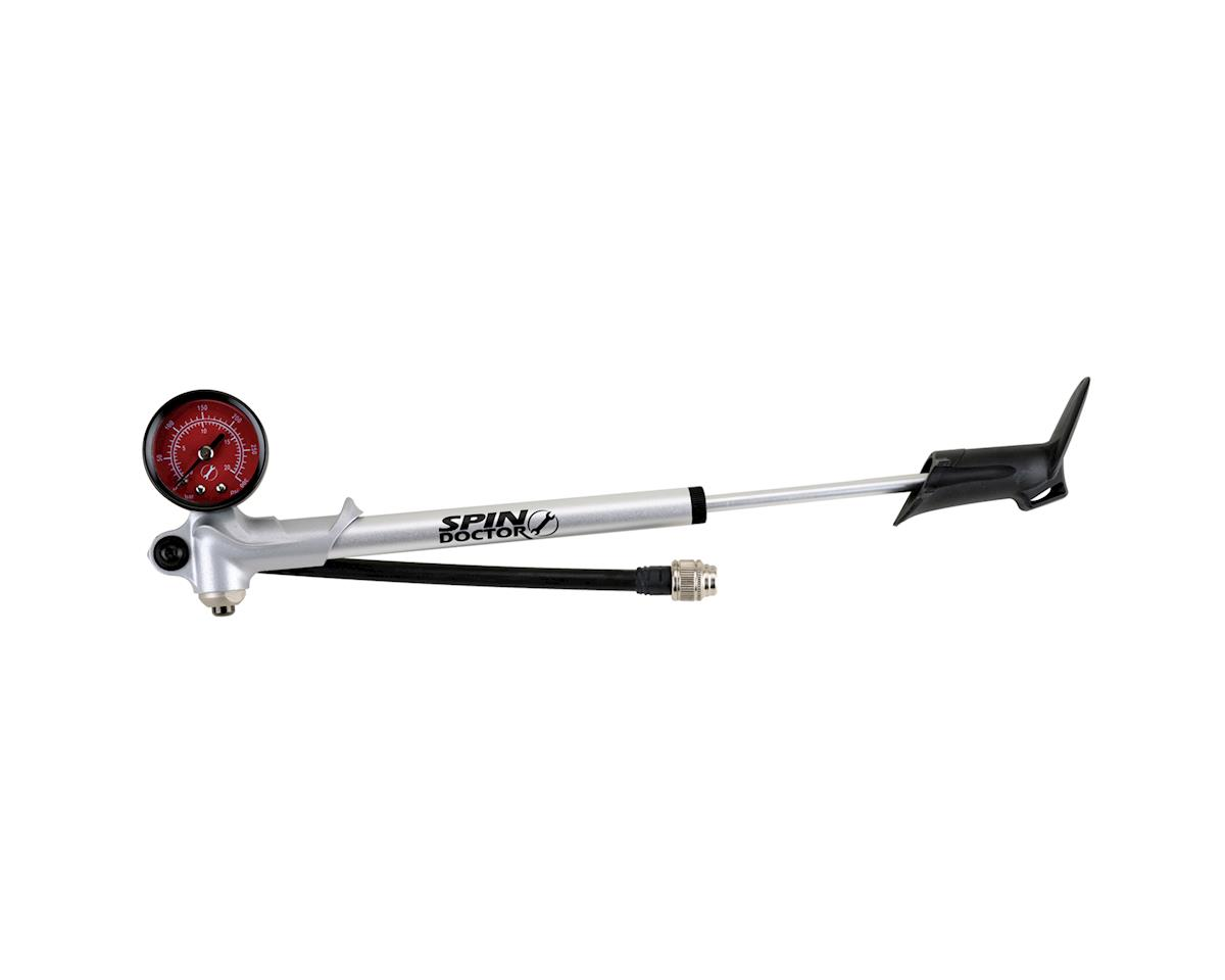 Spin Doctor Aftershock Suspension Pump (Silver)