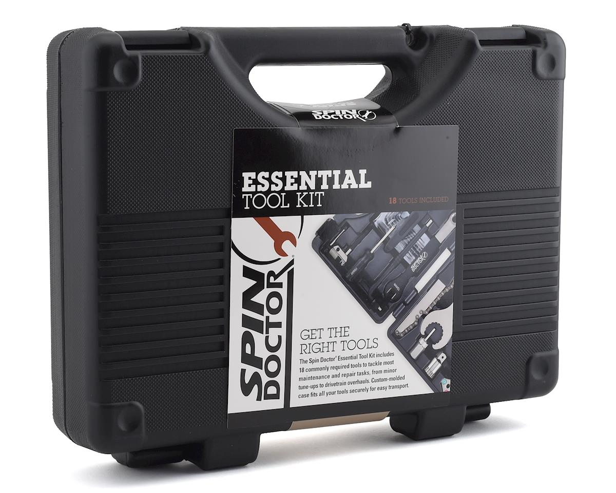 Spin Doctor Bicycle Essential Tool Kit 40 2451 Non Non