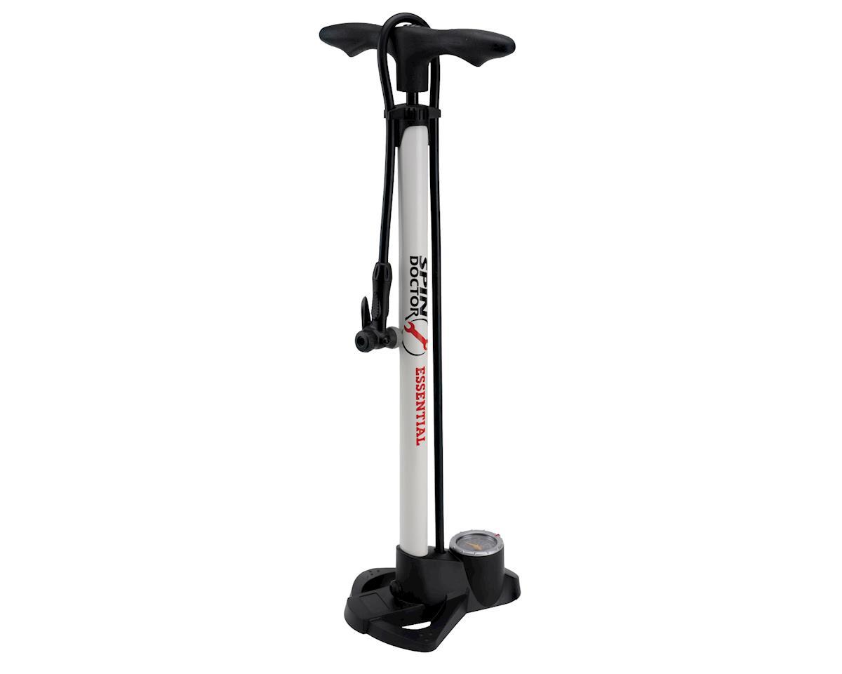Spin Doctor Essential Floor Pump