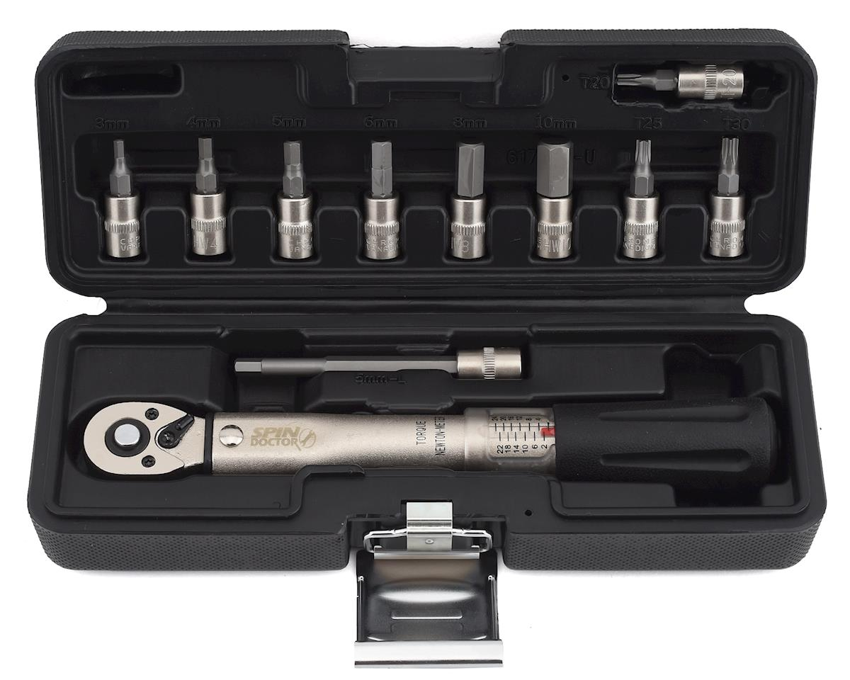 Spin Doctor Torque Wrench Set