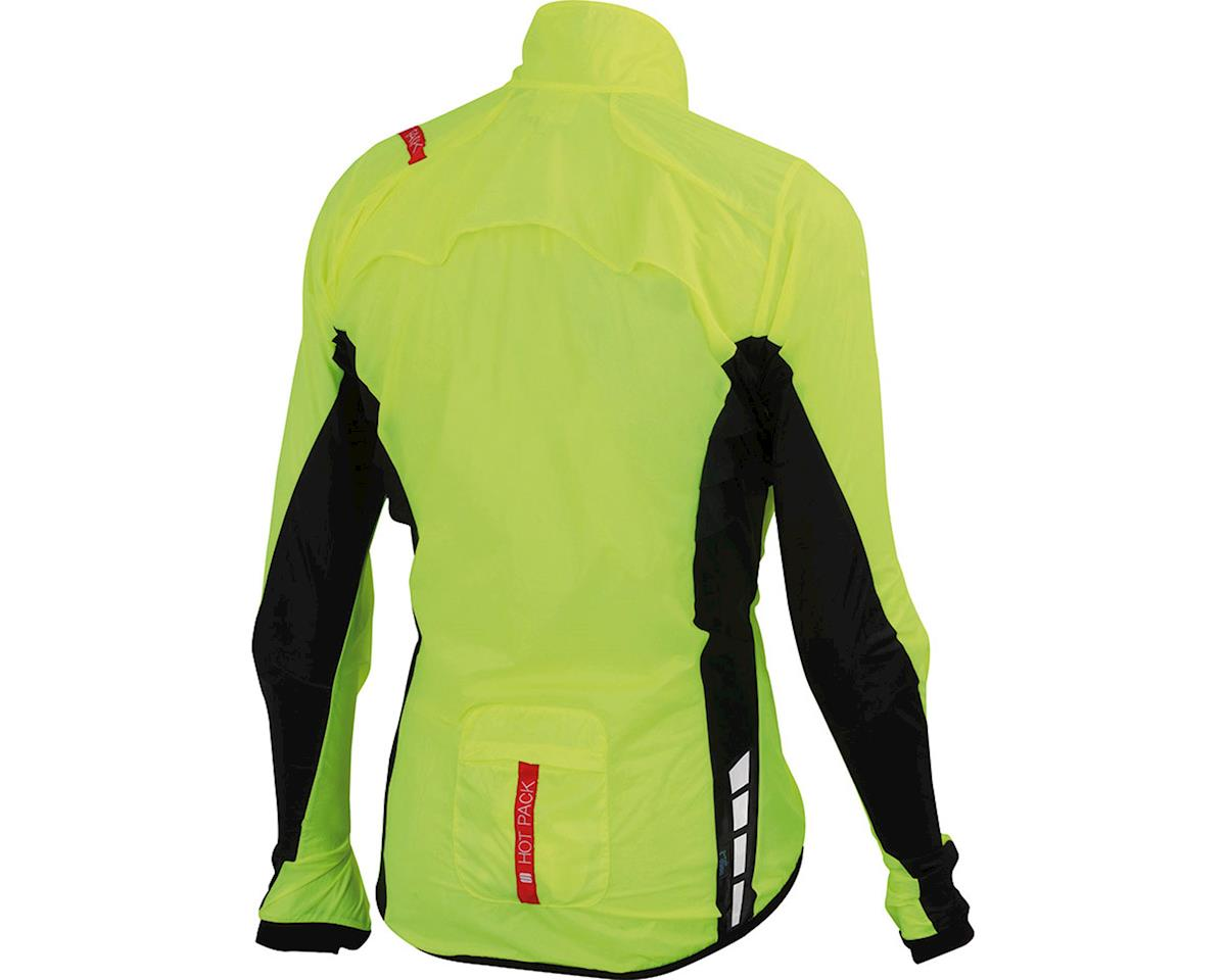 Sportful Hot Pack 5 Jacket (Hi-Vis Yellow)