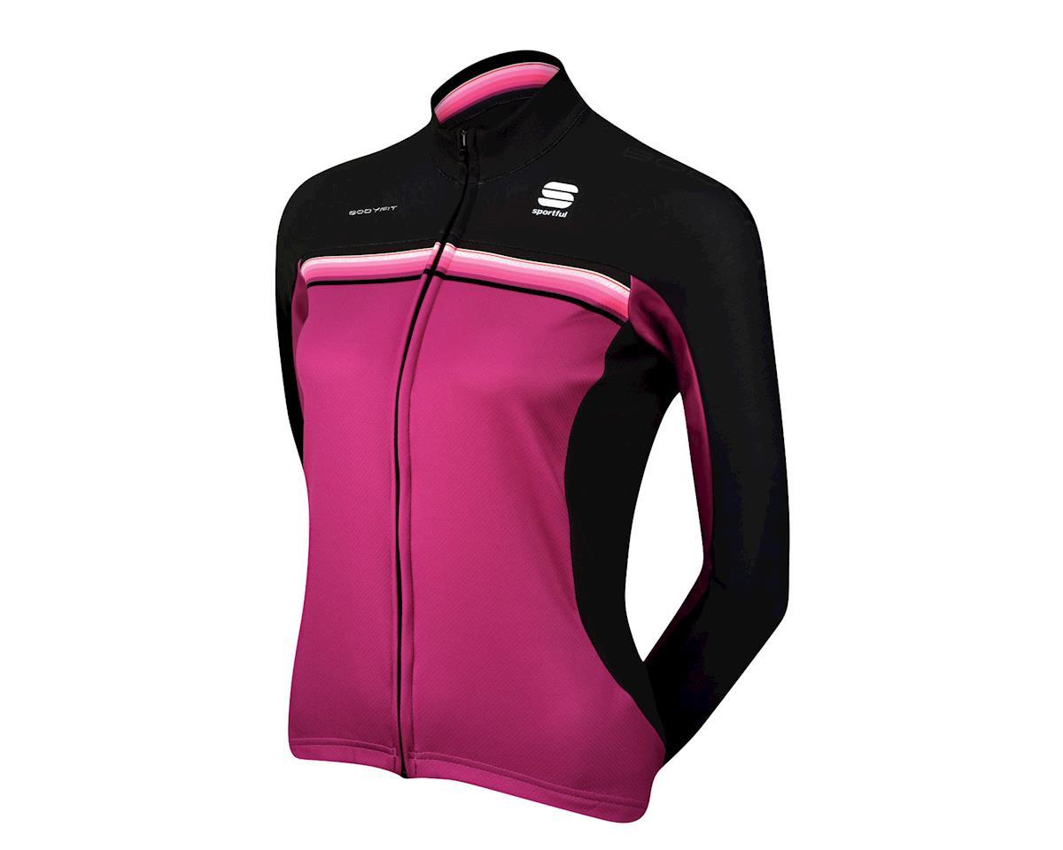Image 1 for Sportful Women's Bodyfit Pro Thermal Long Sleeve Jersey (Purple)