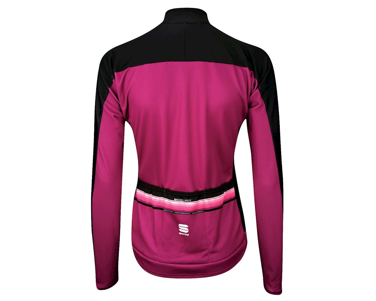 Image 2 for Sportful Women's Bodyfit Pro Thermal Long Sleeve Jersey (Purple)