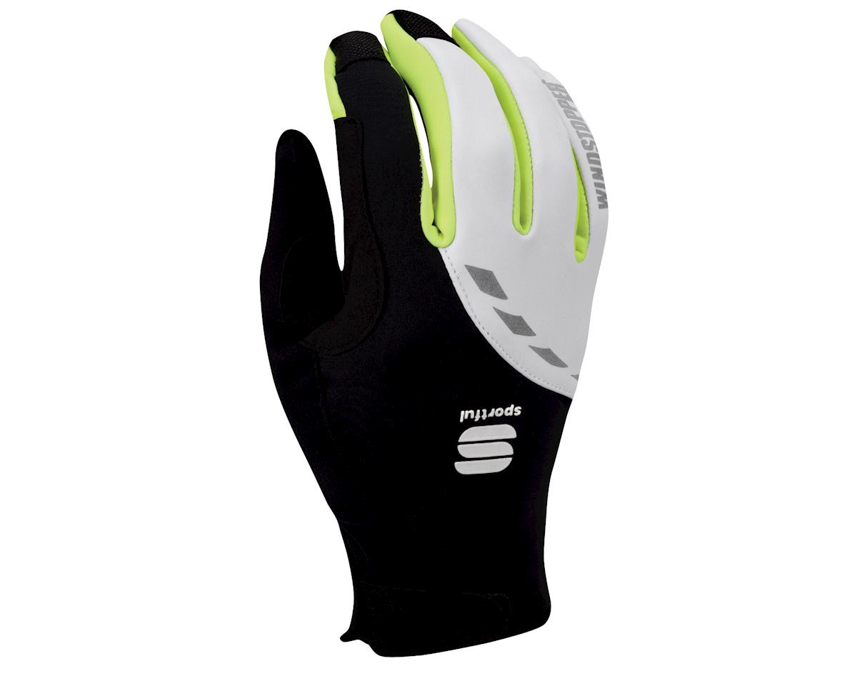 Sportful Windstopper Pursuit Tech Gloves (Black/White)
