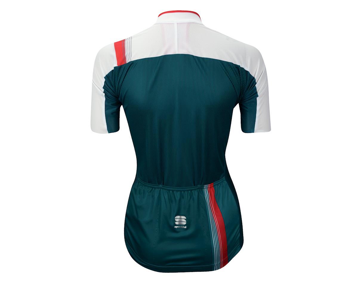 Sportful Women's BodyFit Pro Short Sleeve Jersey (Black/White)