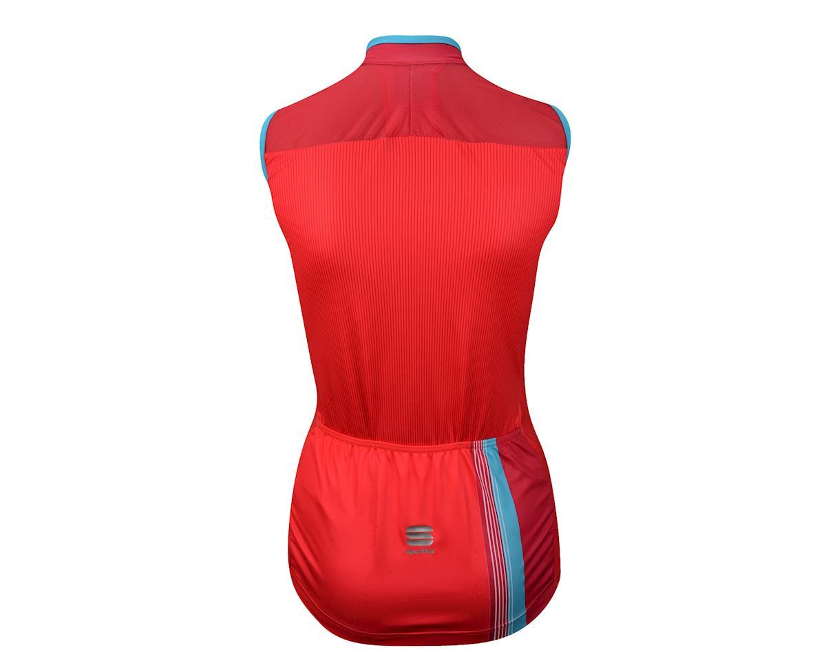 Sportful Women's BodyFit Pro Sleeveless Jersey (Black)