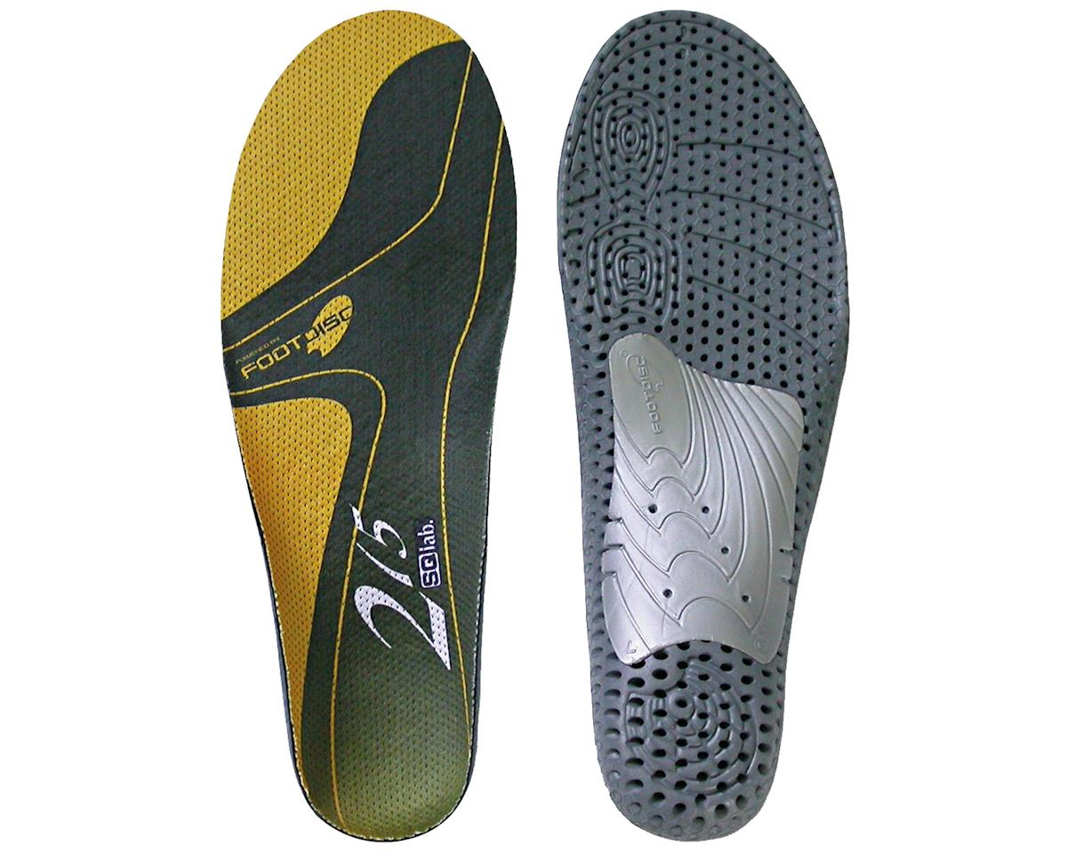 215 Medium Arch insole, 39-41 - gold