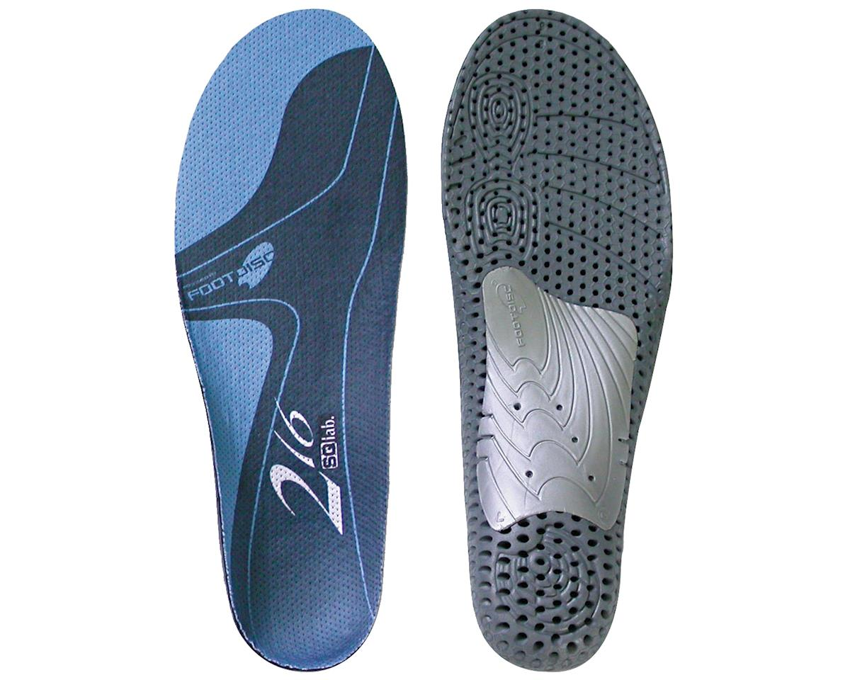 Sqlab 216 High Arch insole, 46.5-48.5 - blue