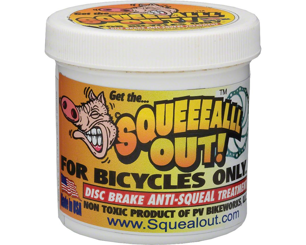 Squeal Out Anti-squeal Disc Brake Paste: 8oz Jar