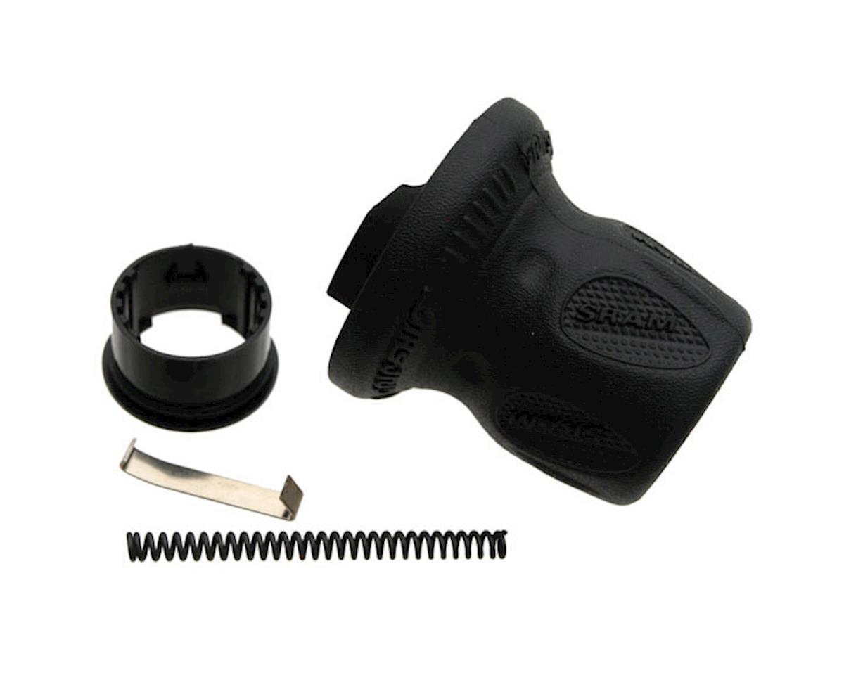 SRAM Twist Shifter/Grip (X.9) (3x micro) (Left/Front)