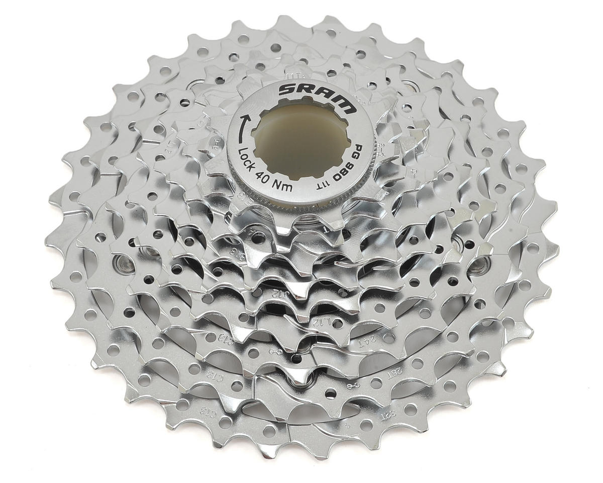 SRAM PG-980 9 Speed Cassette (11-32)