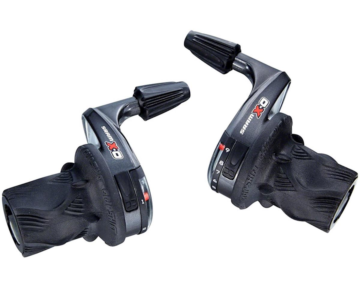 SRAM X0 Microfriction Left Twist Shifter (2/3-Speed)
