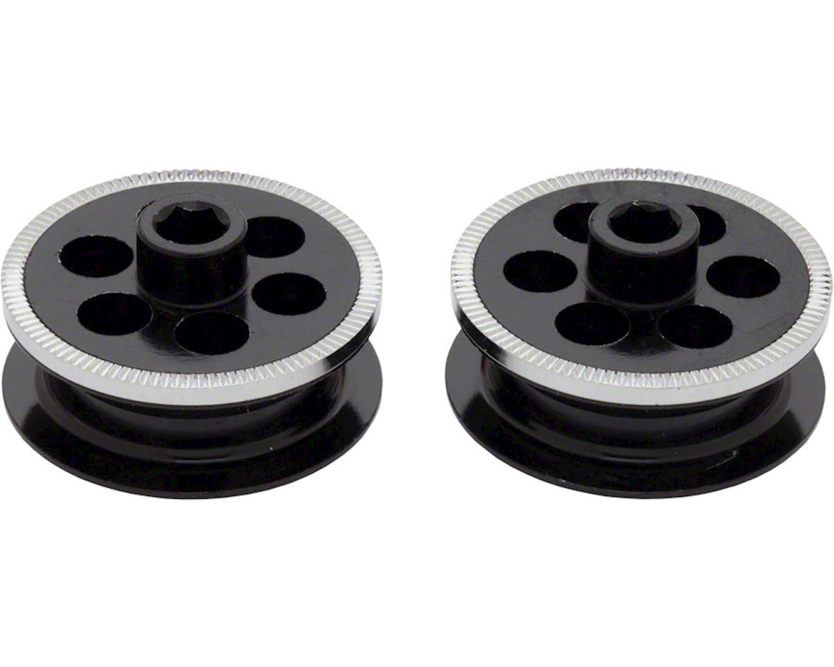 SRAM Rise 40 Front Wheel End Caps (Rockshox QR)