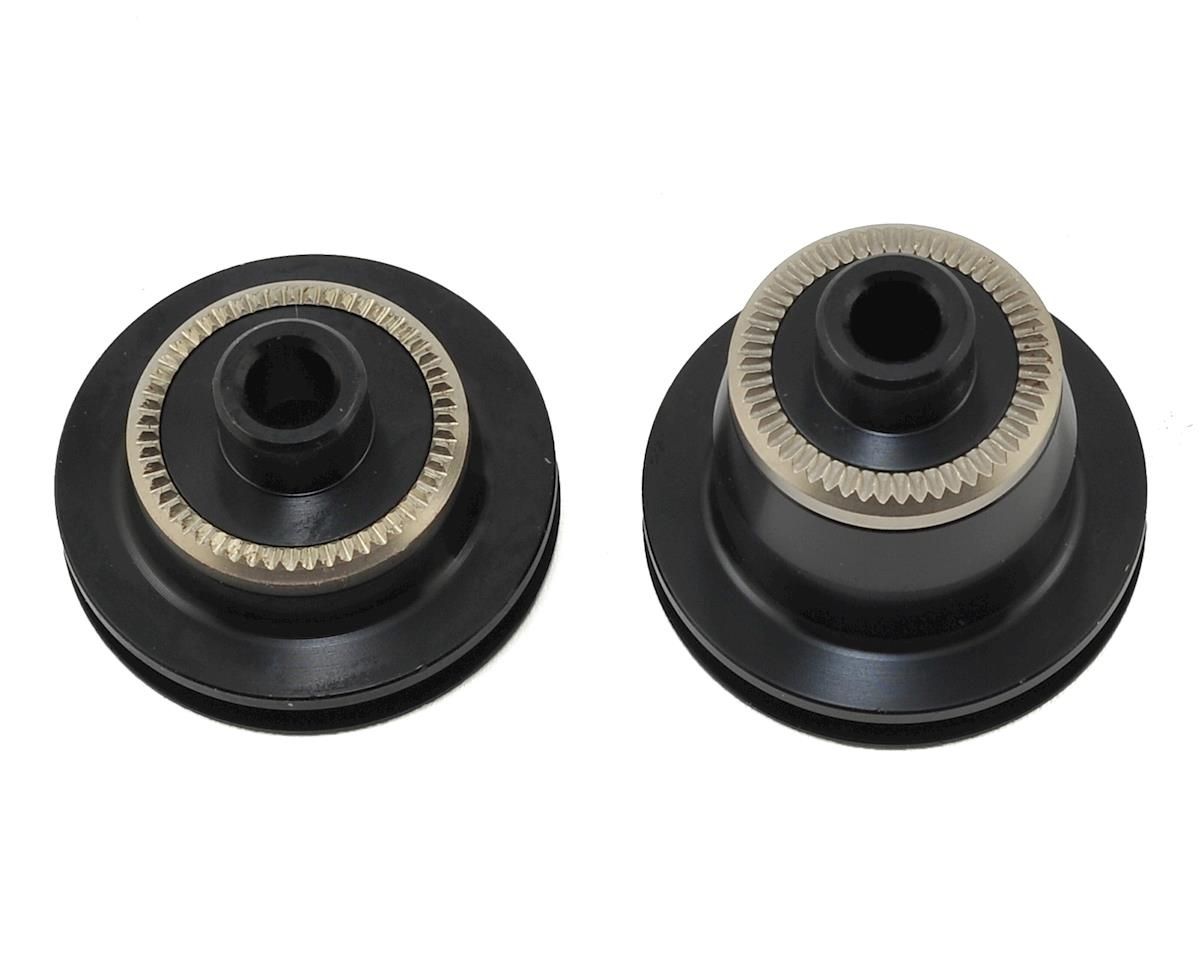 SRAM Axle Conversion Caps (For Front 20mm Thru Axle to 9mm QR) (19mm Shoulder)