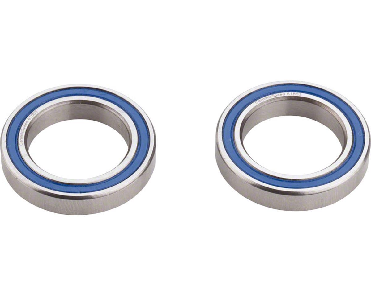 ZIPP CeramicSpeed 61083 Bearing Kit (Fits 30/60 Wheels) (88/188 & S9 Disc Hubs)