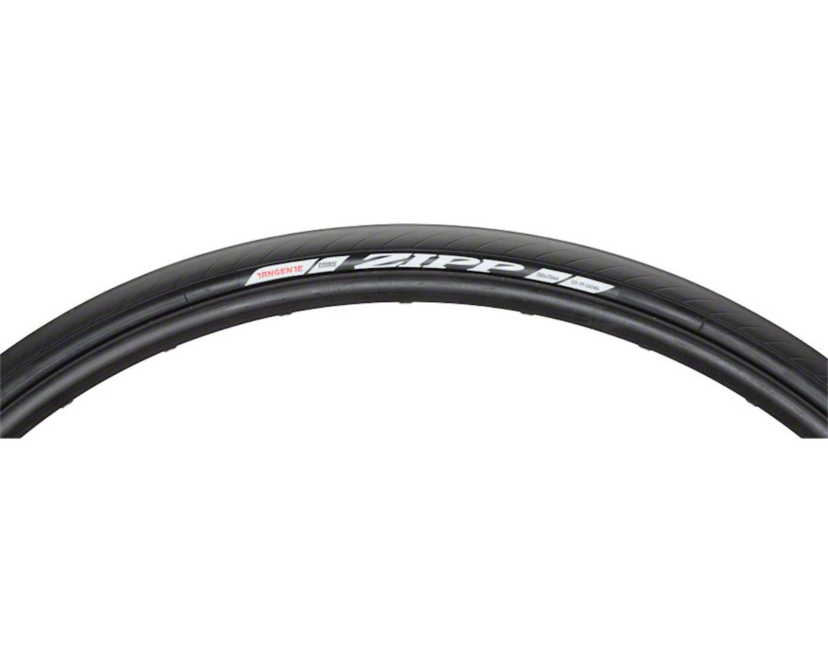 Zipp Tangente Course R25 Puncture Resistant Clincher Road Tire (Black) (700 x 25)