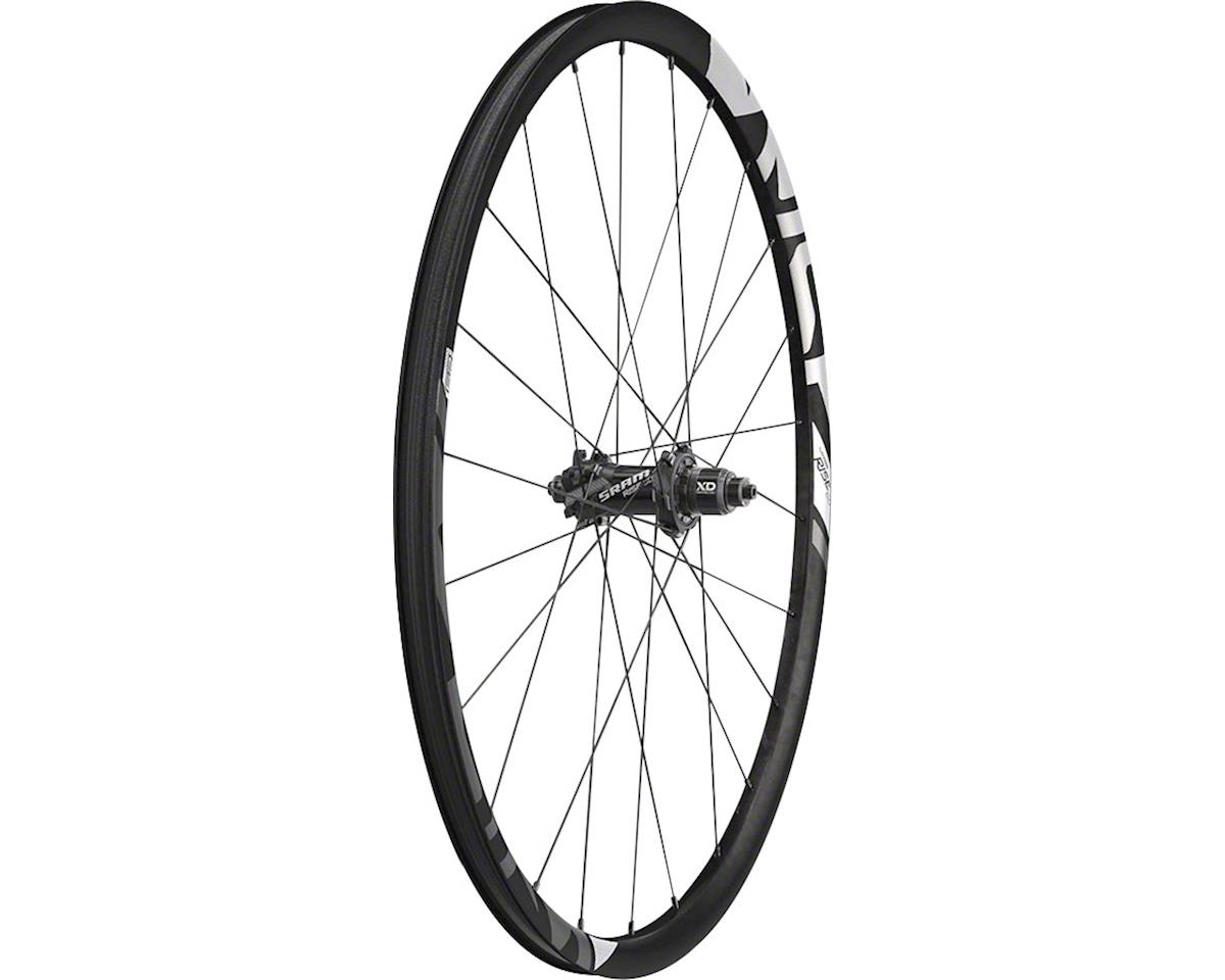 "SRAM Rise 60 Carbon Tubeless Rear Wheel (Black) (27.5"") (12x148mm) (Sram XD)"