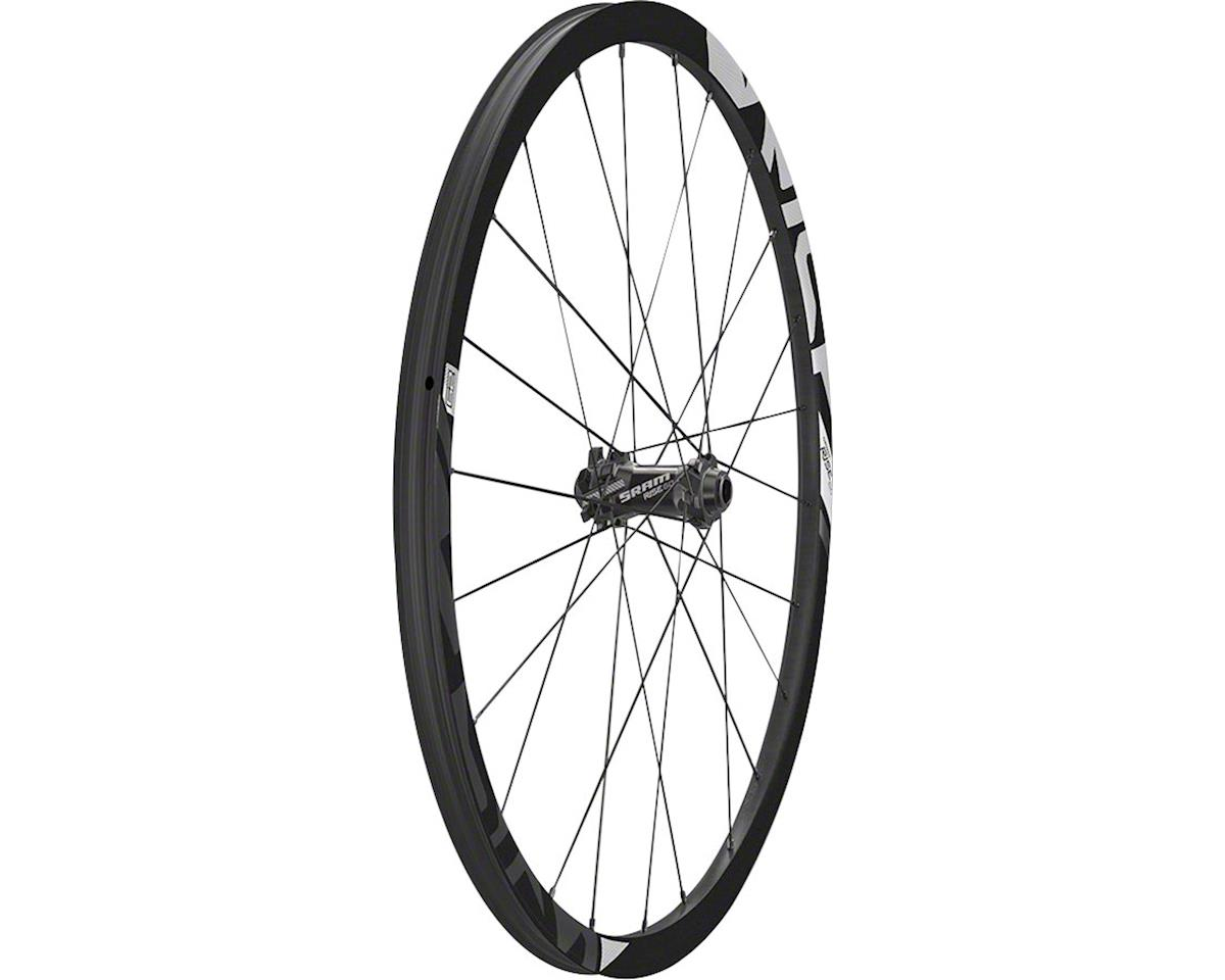 "SRAM Rise 60 Carbon Tubeless Front Wheel (Black) (29"") (15x110mm)"