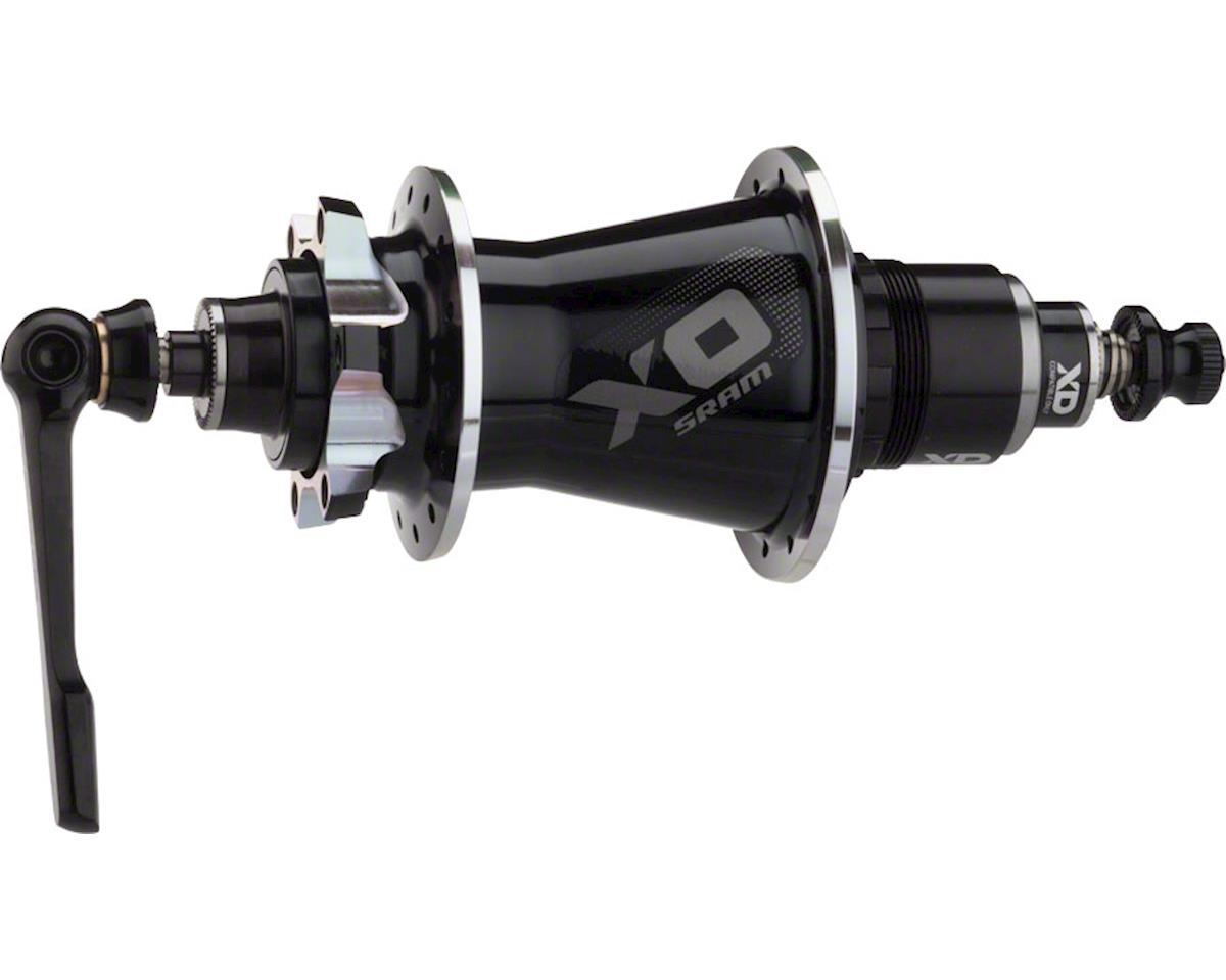 SRAM X0 28 Hole Rear Hub (QRx135mm XD) (6-Bolt)