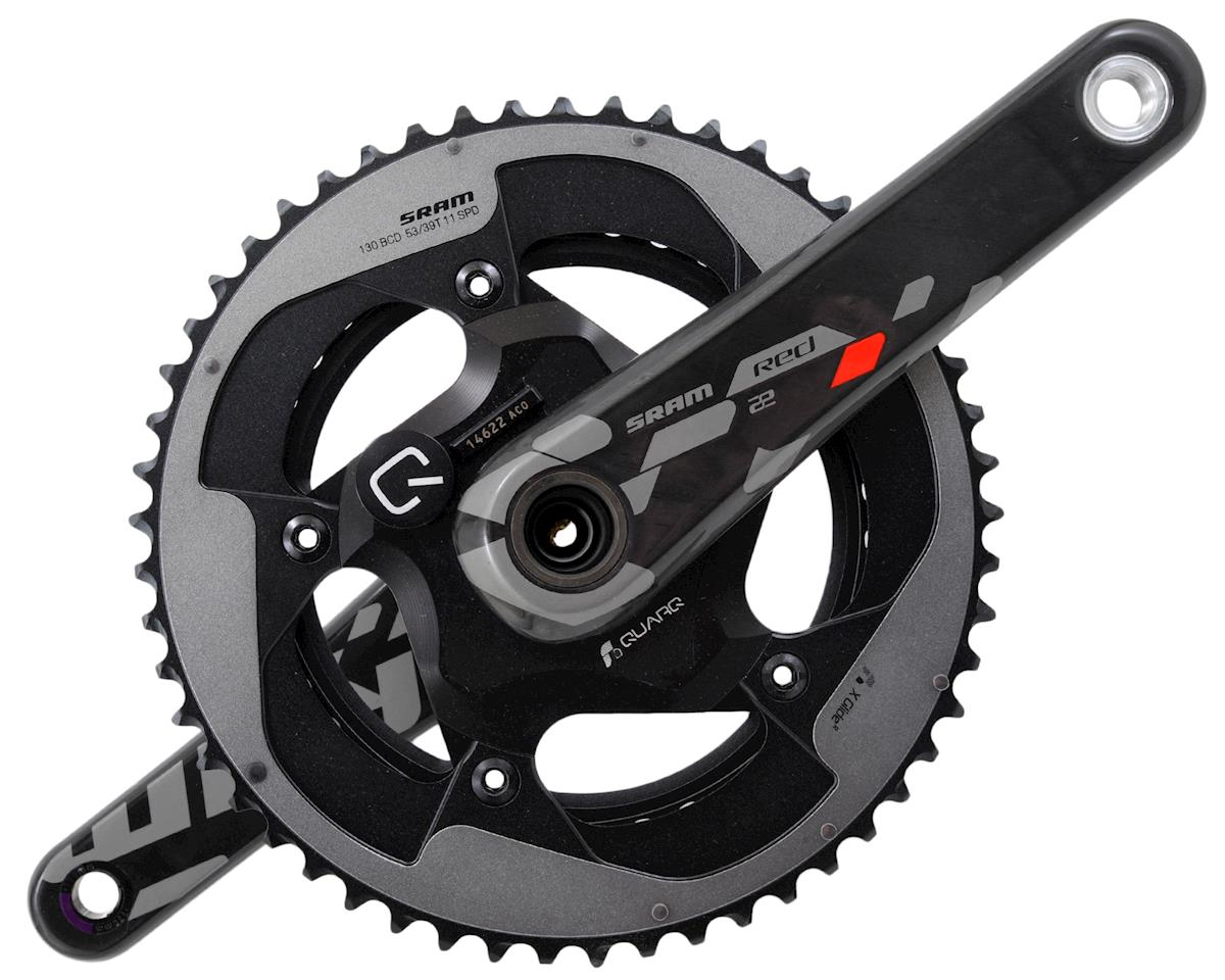 SRAM Red 22 Quarq GXP Power Meter Compact Crankset