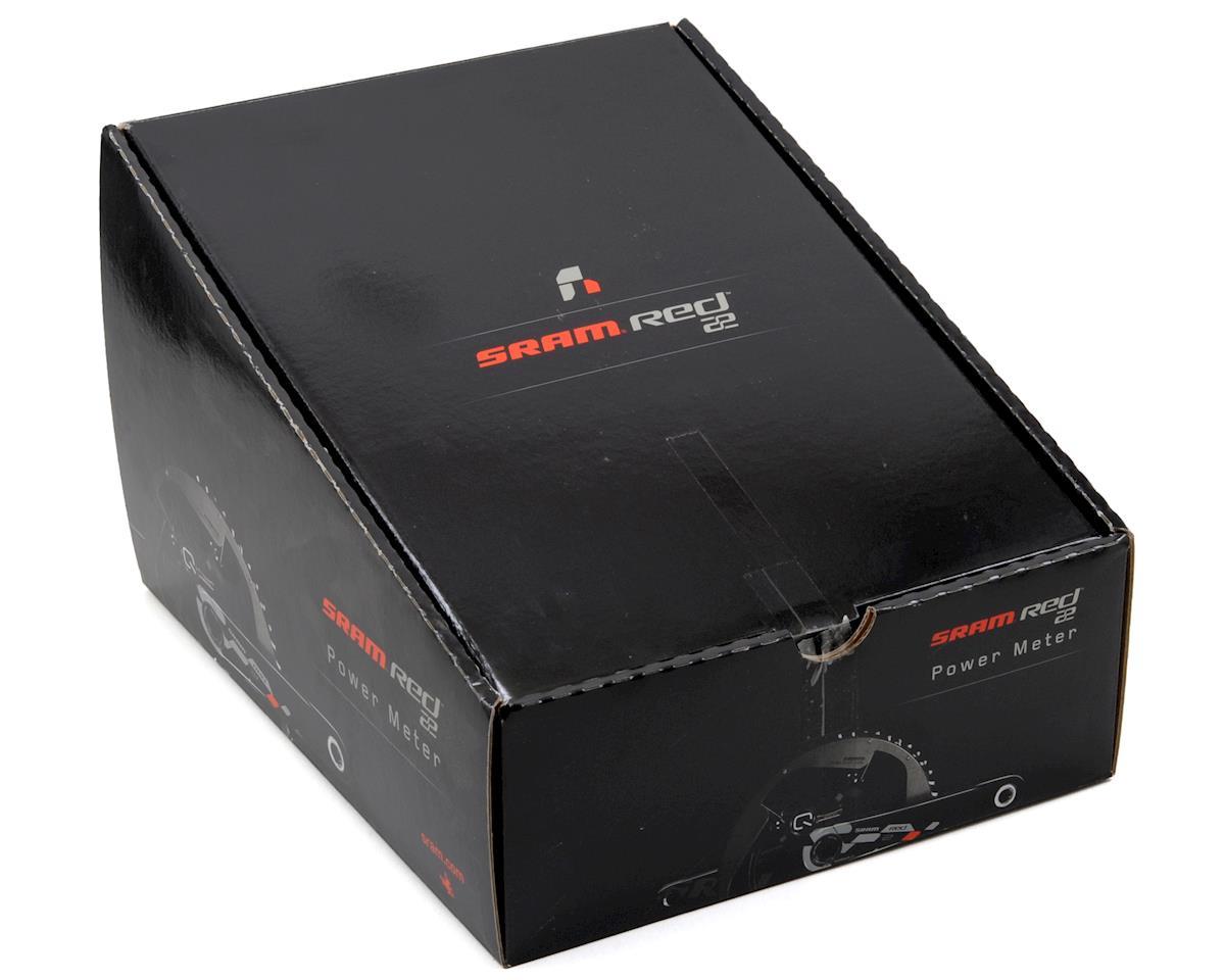 SRAM Red 22 Quarq GXP Power Meter Compact Crankset (170mm) (50-34T)