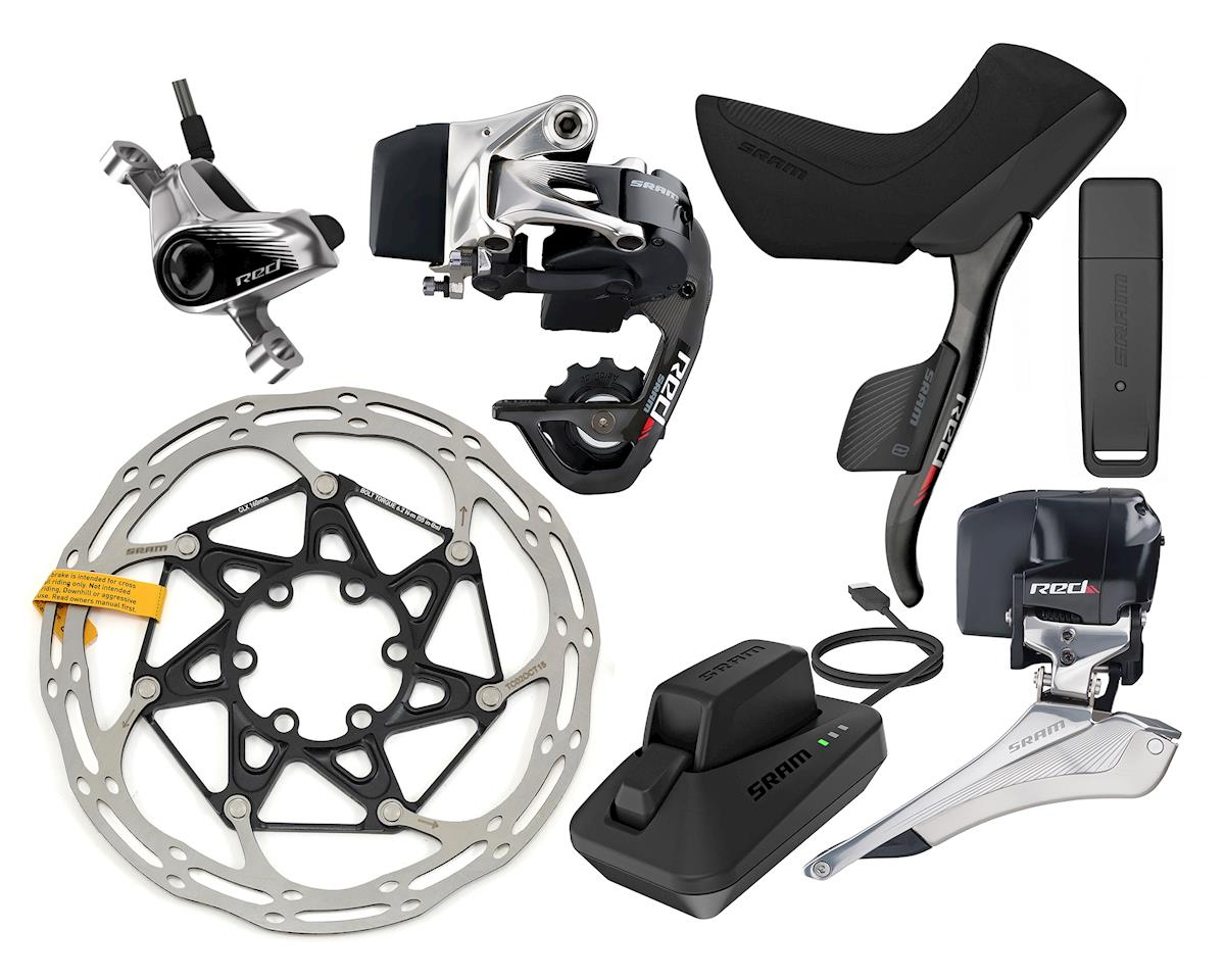 SRAM Red eTAP HRD Groupset (Post Mount Calipers) (28 Tooth Max)