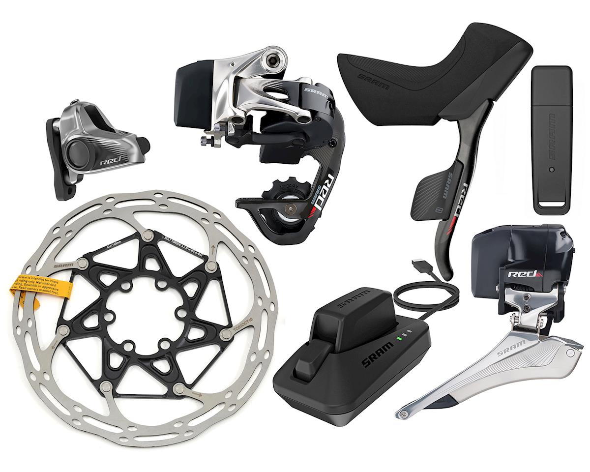 SRAM Red eTAP HRD Groupset (Flat Mount Calipers) (28 Tooth Max)