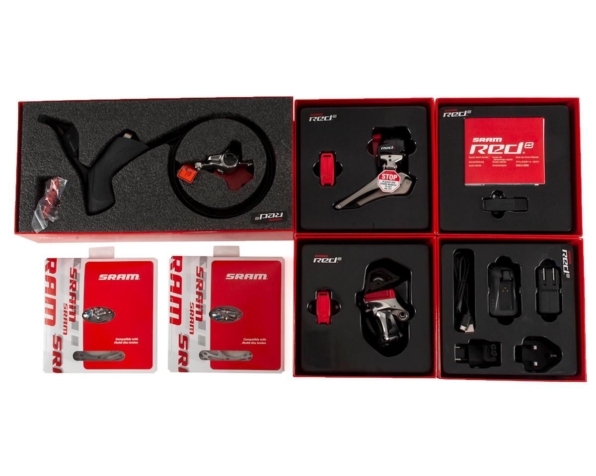 SRAM Red eTAP HRD WiFLi Groupset (Post Mount Calipers) (32 Tooth Max)