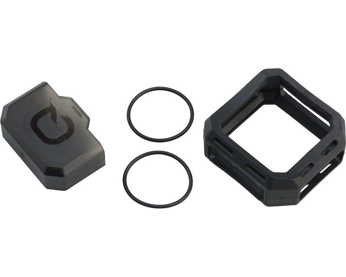 SRAM Shockwiz Mount & Cover (Black) (1)