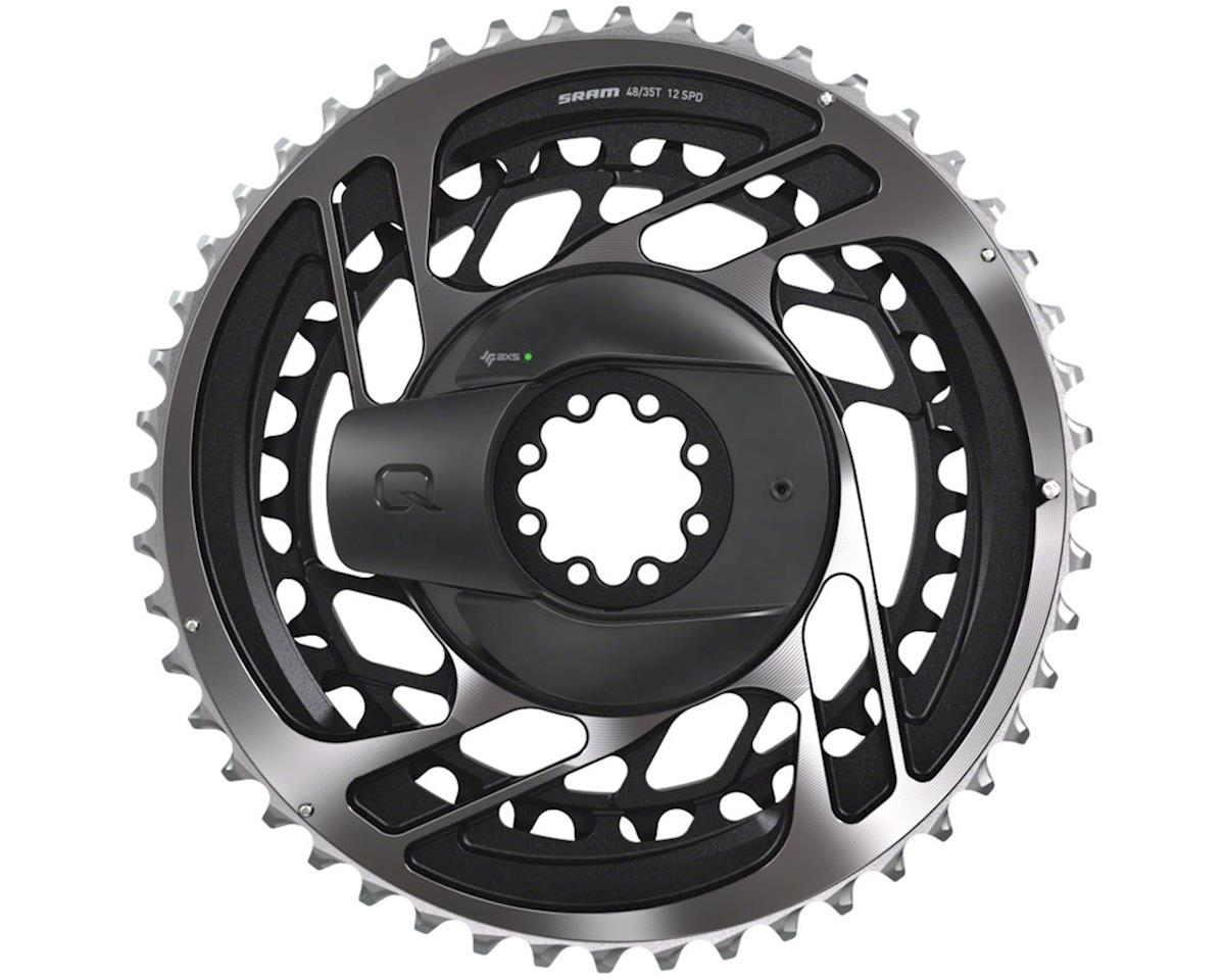 SRAM Red AXS Power Meter Crankset w/ DUB Spindle (170mm) (50-37T)