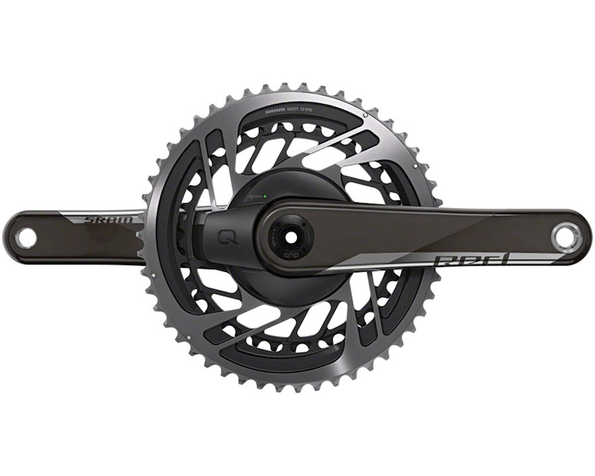 SRAM Red AXS Power Meter Crankset w/ DUB Spindle (175mm) (50-37T)