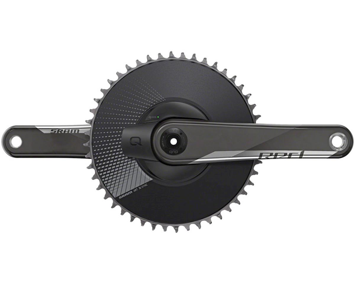 SRAM Red 1 AXS Aero DUB Crankset w/ Quarq Dzero Power Meter (172.5mm) (48T)