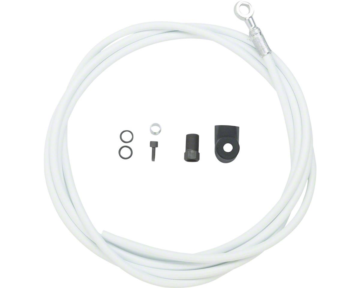 SRAM 2016+ Guide Ultimate Hose Kit (White) (2000mm)