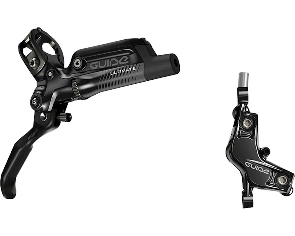 SRAM Guide Ultimate Rear Hydraulic Disc Brake (Black) (1800mm Hose)