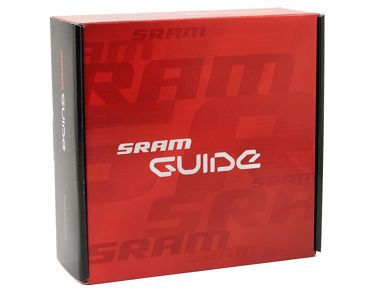 SRAM Guide RSC Front Disc Brake (Silver) (950mm) (No Rotor/Bracket)
