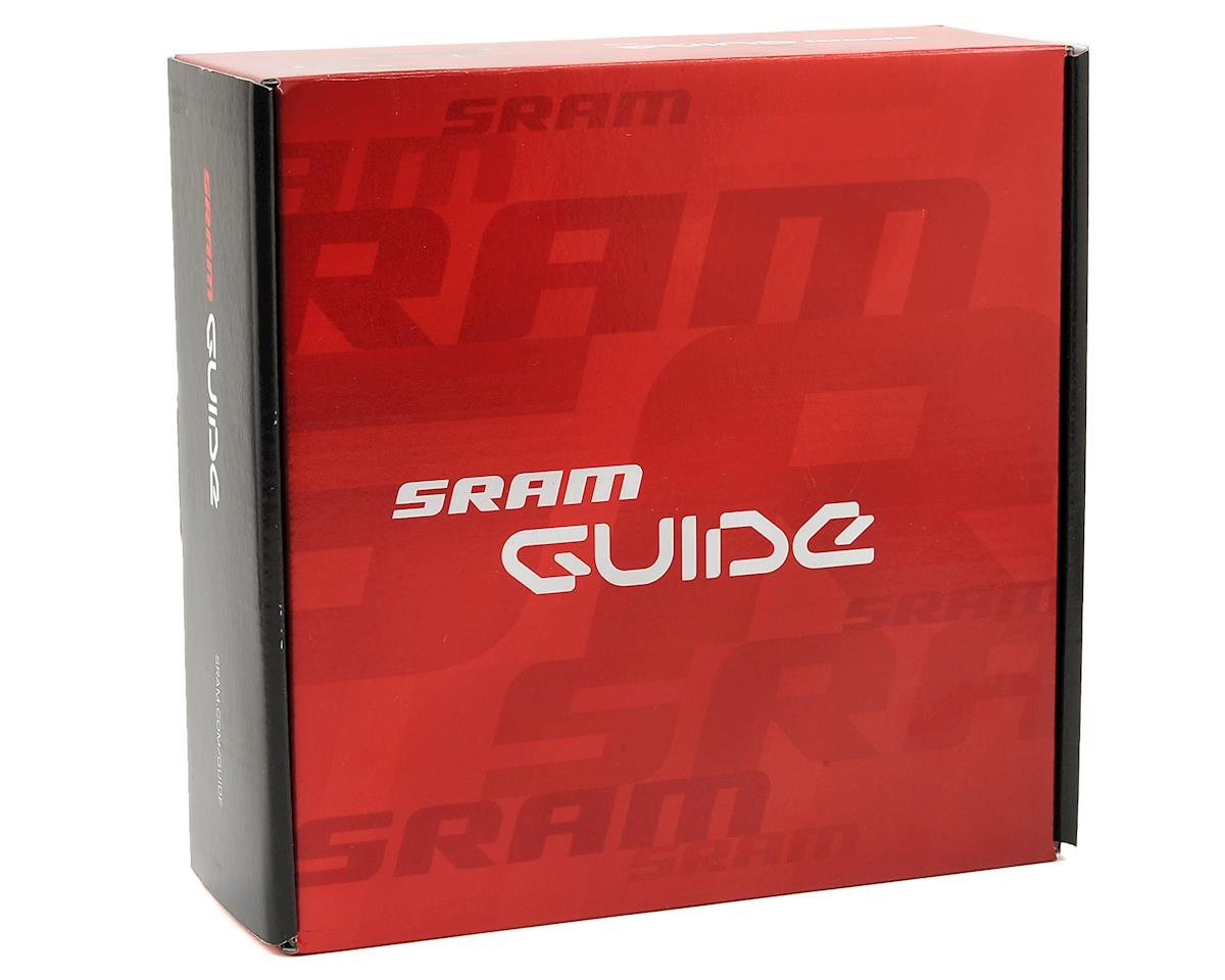SRAM Guide RSC Rear Disc Brake (Silver) (1800mm) (No Rotor/Bracket)