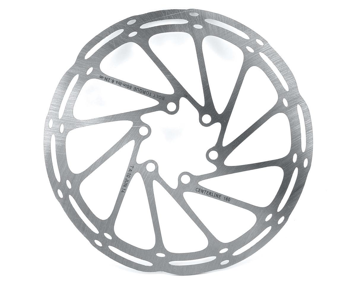 SRAM Centerline Disc Brake Rotor (6 Bolt) (160mm)
