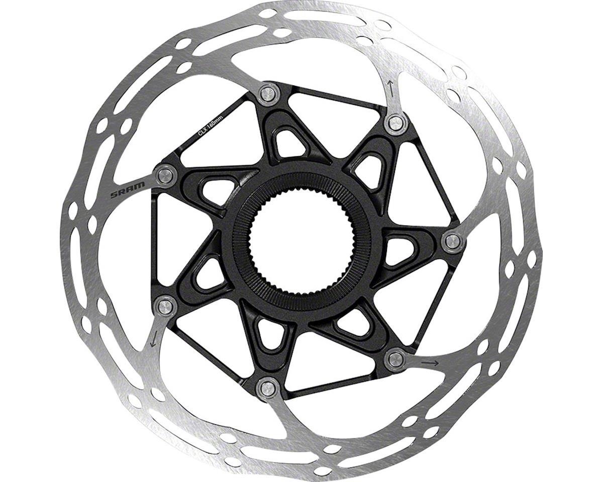 SRAM Centerline Centerlock - 180mm 2 Piece - Black