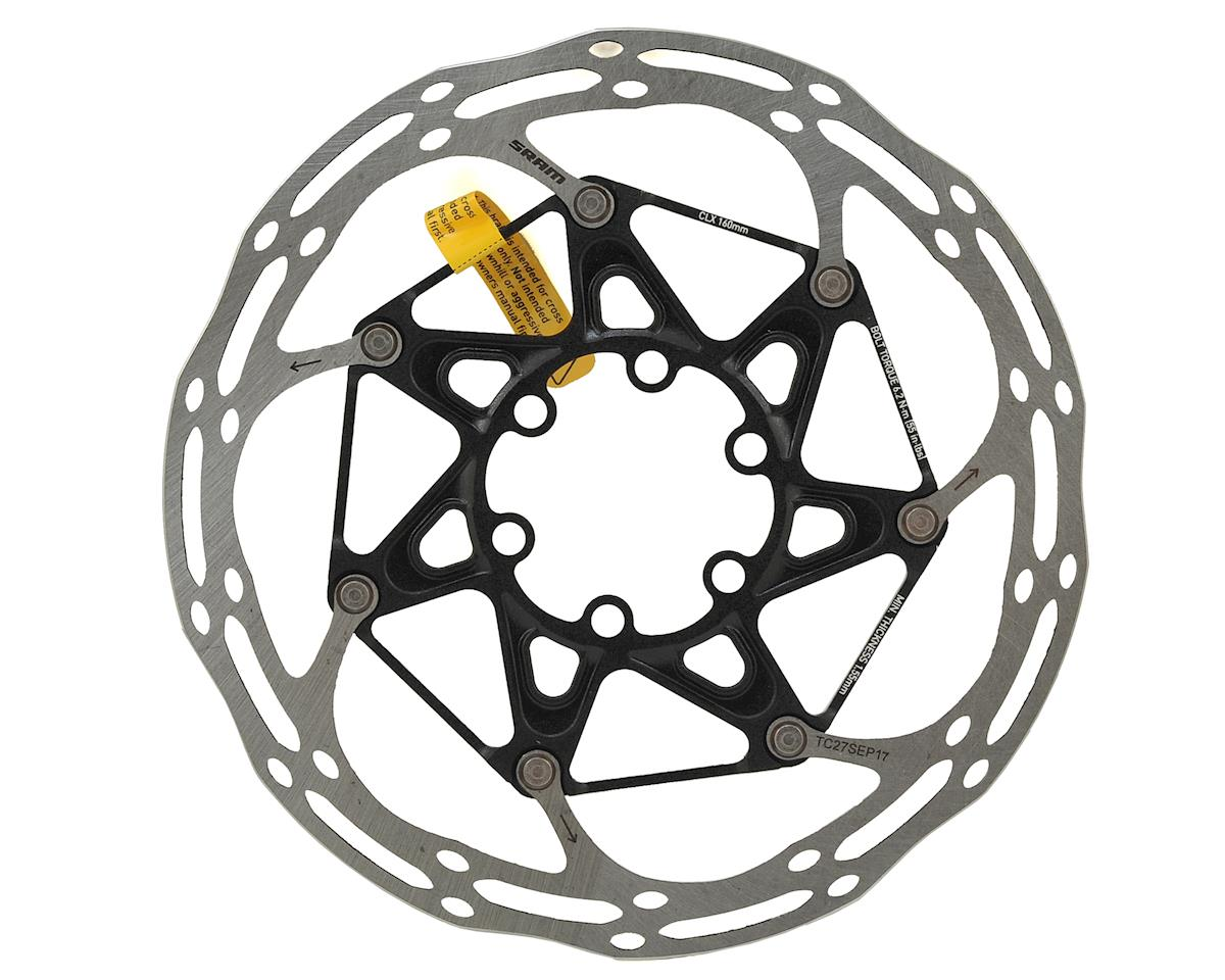 SRAM Centerline 2 Piece Rounded Disc Brake Rotor (6 Bolt) (160mm)