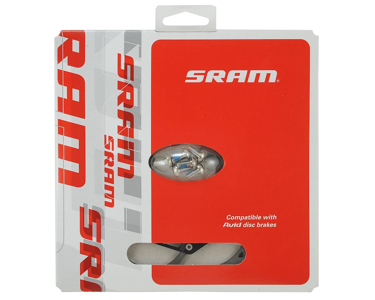 SRAM Centerline 2 Piece Rounded Disc Brake Rotor (6 Bolt) (160mm)